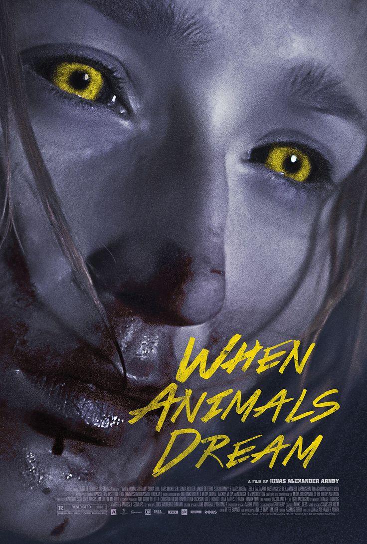 When Animals Dream New Werewolf film gets a cool poster