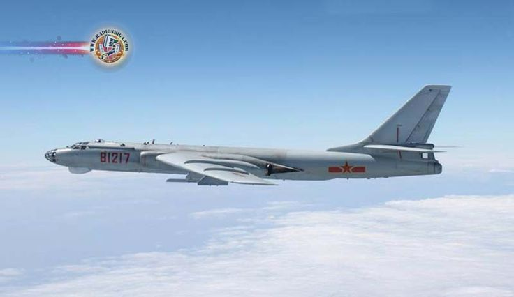 Seis jatos militares chineses voam perto de Okinawa. Autoridades de defesa japonesas disseram que aeronaves militares chinesas voaram perto de Okinawa...