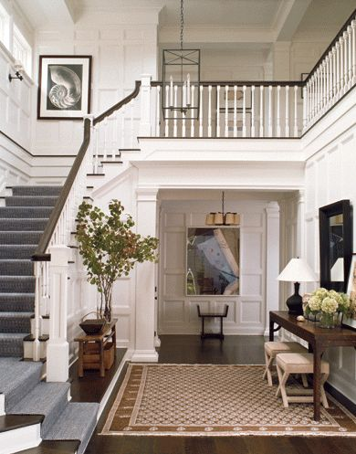 Victoria Hagan Interiors. look at the Kappa Delta nautilus shell print. future house? yum. yes