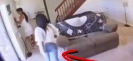 Υποπτευόταν ότι η γυναίκα του τον απατά!… Δείτε τι ανακάλυψε όταν έβαλε κρυφή κάμερα στο σπίτι του…