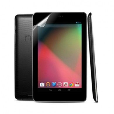 Protector Pantalla Nexus 7 Spigen SGP Steinheil SQ Crystal Clear Premium LCD