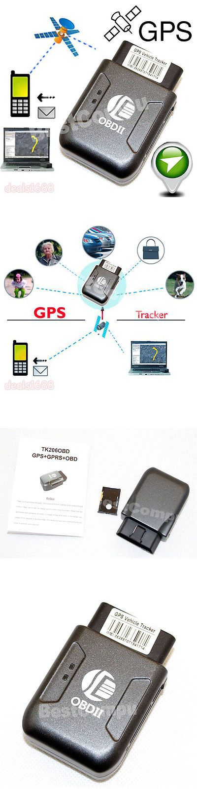 Tracking Devices: Obd Ii Gps Realtime Tracker Car Truck Vehicle Mini Spy Tracking Device Gsm Gprs BUY IT NOW ONLY: $34.2