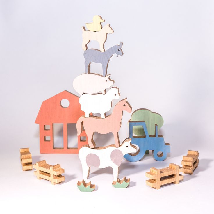 Vatrushka toys