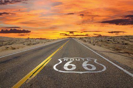 Ruta 66.