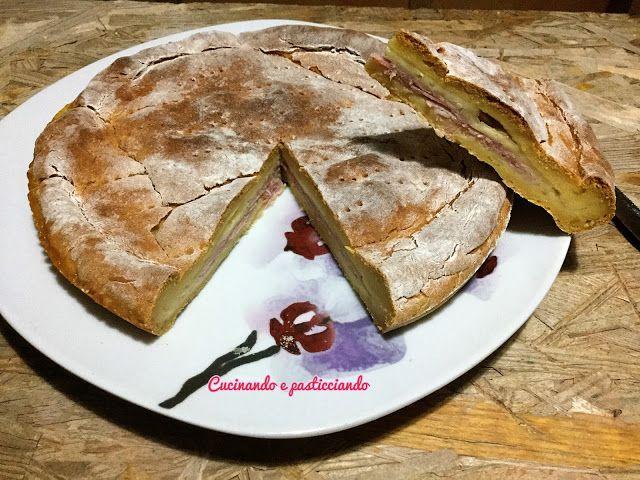 Cucinando e Pasticciando: Tortino di Patate
