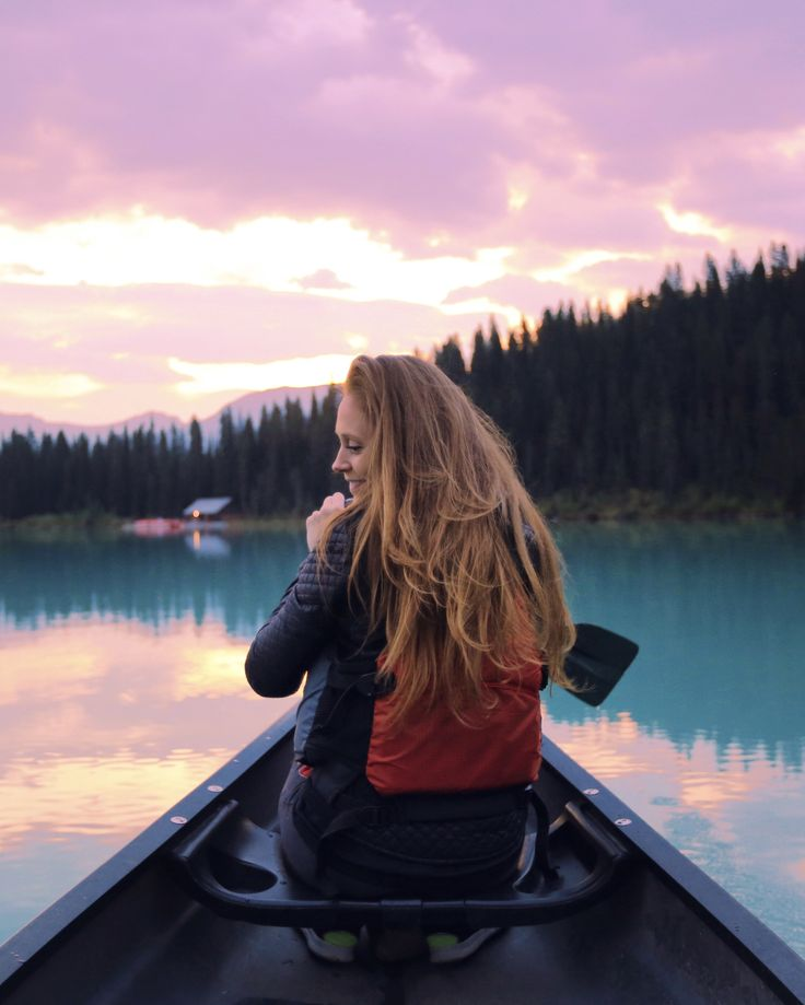 Lake Louise, Banff, Canada. By @onlyjordyn