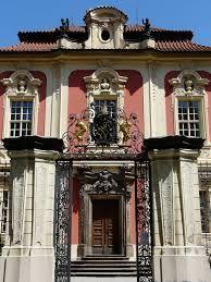 Kilián Ignác Dientzehofer + Lukáš Hildebrant - sochy M. B. Braun - vila America -Michnův letohrádek, nazývaný též Vila Amerika je barokní předměstská vila nacházející se v Praze na Novém Městě v ulici Ke Karlovu mostu