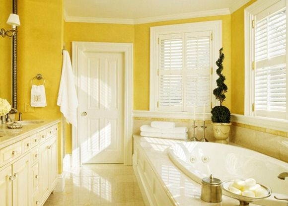 Yellow Bathroom Color Ideas 100 best mostaza images on pinterest   yellow walls, colors and