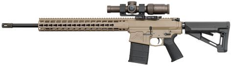 GUN REVIEW: Aero Precision .308 M5E1