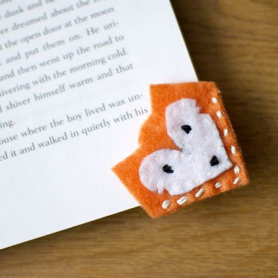 Simple DIY to make adorable bookmarks for you, your friends, your kids, and any book lover you know! aww, thanks so xox