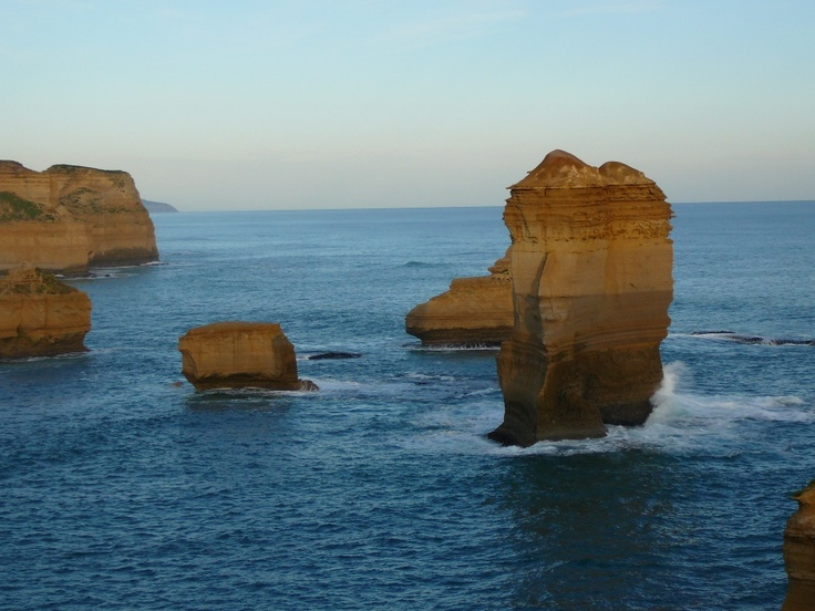 Shhh this collection of stacks is visible from the Razorback Lookout on the Geology Walk within Loch Ard Gorge. Head there in the late afternoon for the best light. A hidden secret just 4km west of the 12 Apostles. Check out some more secrets on www.visit12apostles.com.au