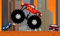 Camión monstruo demoledor - Juega a juegos en línea gratis en Juegos.com
