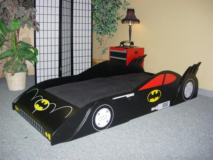 Find This Pin And More On Superhero Kids Room Ideas Here Is Amazing Batman Cars Bedroom