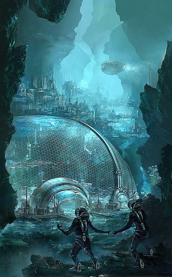 Future Water Cities