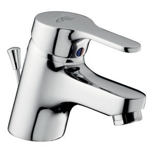 Ideal Standard Alto 1 Lever Basin Mixer Tap Ideal Standard Alto 1 Lever Basin Mixer Tap.This chrome single lever basin mixer tap from Ideal Standards Alto range comes with a waste supplied and is suitable for high pressure water systems. Fixing http://www.MightGet.com/january-2017-13/ideal-standard-alto-1-lever-basin-mixer-tap.asp