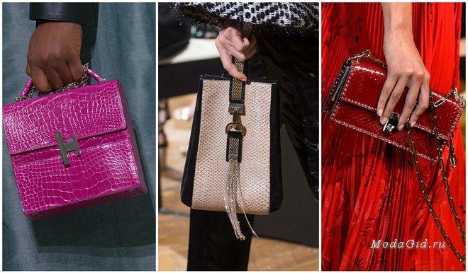 Мода и стиль: Модные сумки 2017: актуальные модели с фото