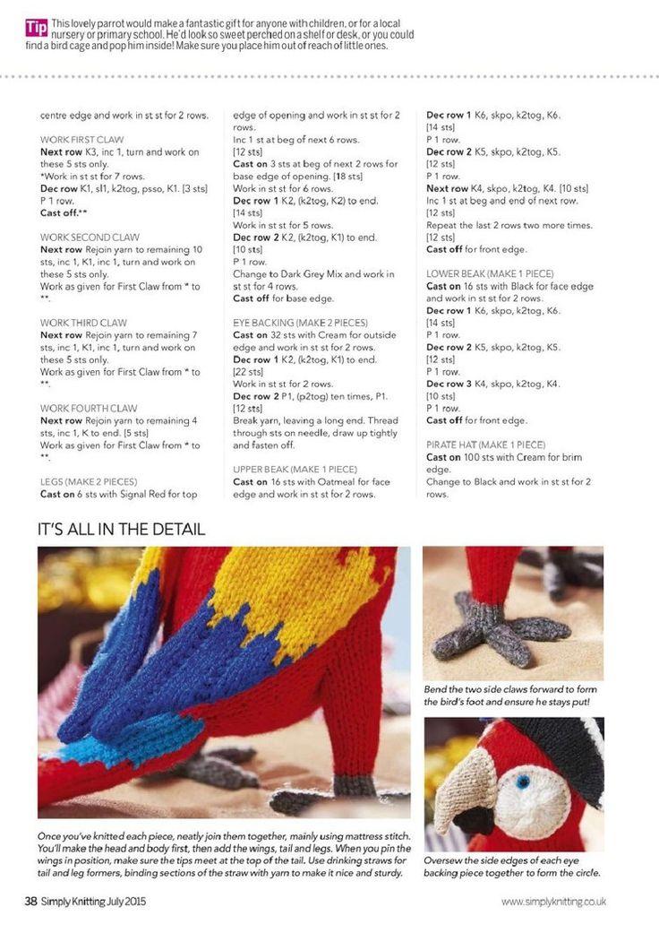 221 best k nitting images on Pinterest   Knit patterns, Knitting ...