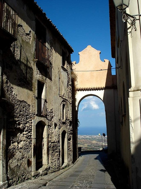Gerace, Calabria Italy