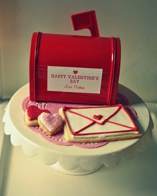 I love this tin mail box! Is this still available at target? via cakewalkbaking.blogspot.com: Valentines Day Cookies, Funny Valentine, Holiday Ideas, H Valentines Ideas, Valentine Ideas, Valentine S, Happy Valentines