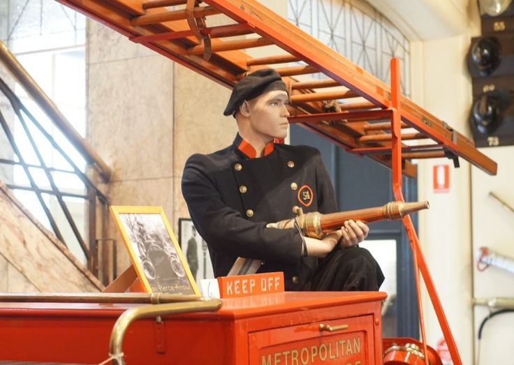 HOT: Fire Services Museum, 39 Gisborne St, East Melbourne http://tothotornot.com/2016/04/fire-services-museum-gisborne-st-east-melbourne/