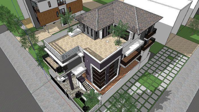 That Luxurious Seven Bedroom Modern Villa Cool House Concepts Villa Design House Plans Building Plans House