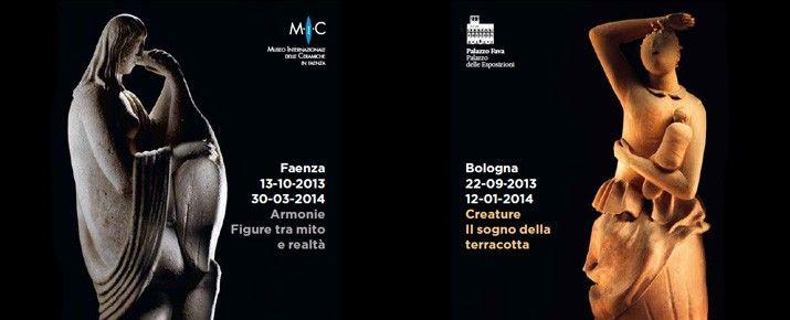 Arturo Martini. Armonie. Figure tra mito e realtà, fino al 30 amrzo 2014 al MIC Museo Internazionale delle Ceramiche in #Faenza