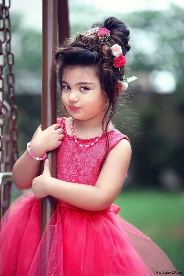 Beautiful Cute Stylish Girl Wallpaper Image For Stylish Cutest Baby Girl Dp For Facebook Dil