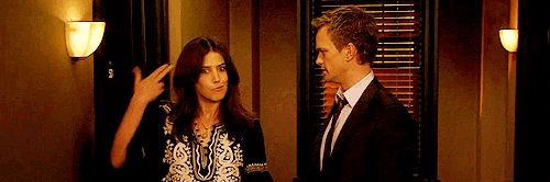 Robin & Barney (How I met your mother)