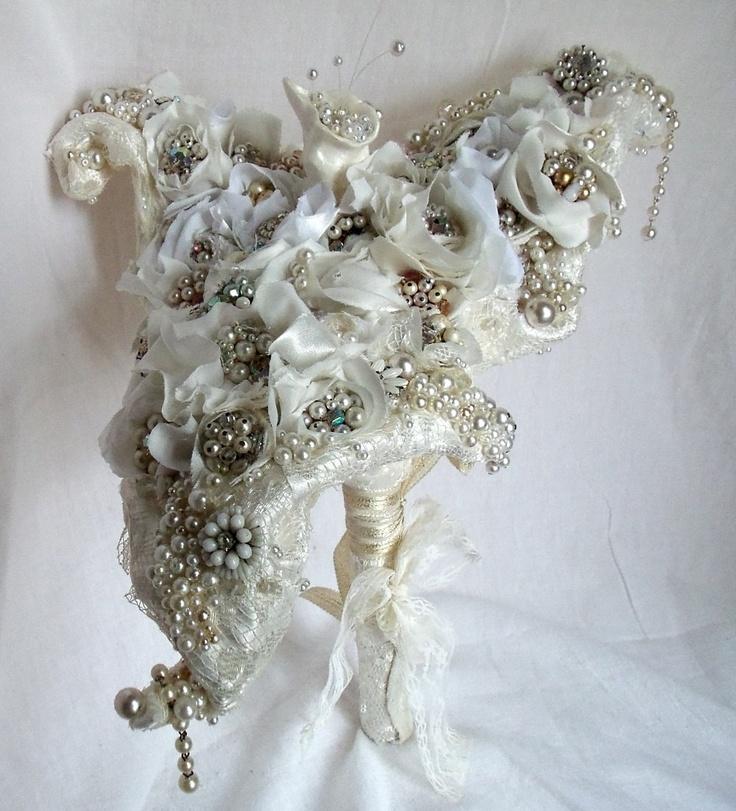 93 Best Images About Bridal Bouquets On Pinterest
