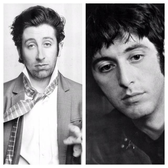 Wolowitz vs young Al Pacino? | Al Pacino | Pinterest