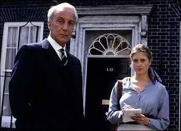 Ian Richardson and Susannah Harker
