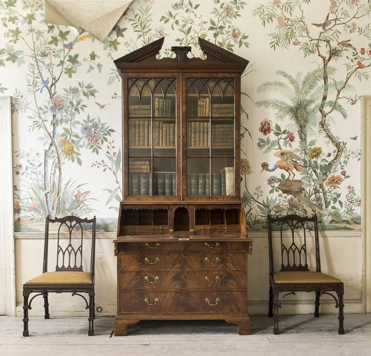 Homes and Antiques magazine - brown furniture is coming back! As I  predicted! - 47 Best Antiques & Dealers Images On Pinterest Antique Furniture