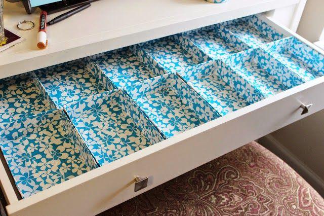 blog de decoração - Arquitrecos: Organização e charme para suas gavetas