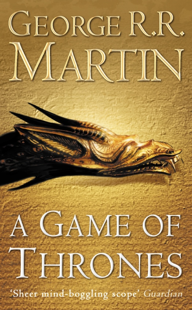 #Dragon - A Game of Thrones. George R.R. Martin.
