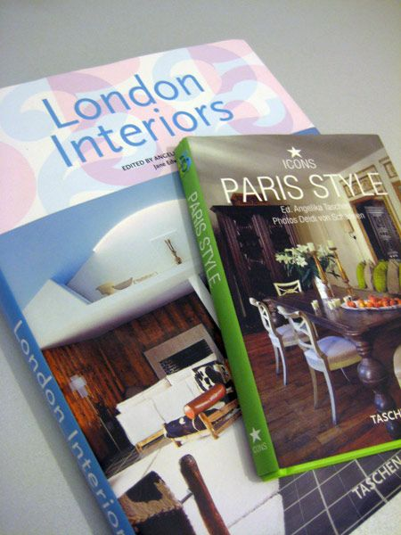 Interior Design Books Getting Lots Of Inspiration From
