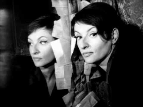 Barbara et Georges Moustaki - La dame brune (1967)