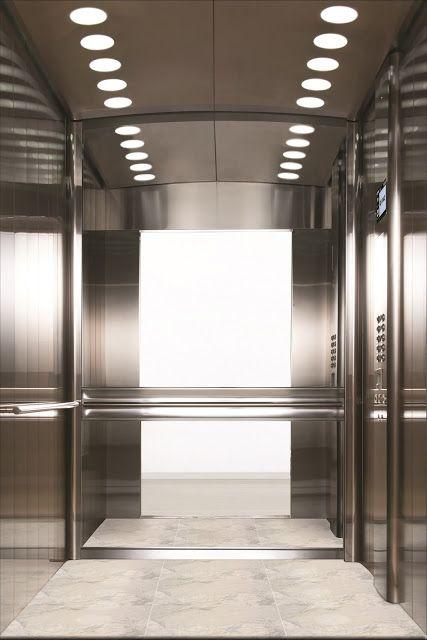 Blog da Revestir.com: Revolução nos elevadores. Gen2® Comfort, o elevador sem caixa de maquinas, da Otis