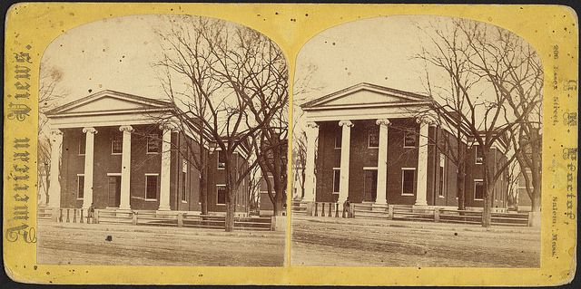 Salem Massachusetts -- unidentified bldg. | Flickr - Photo Sharing!