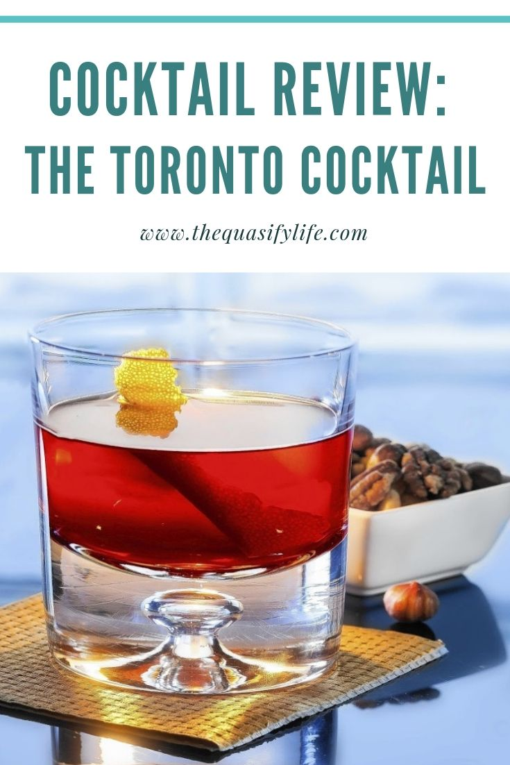 Cocktail Review The Toronto Cocktail Cocktails Whiskey Cocktails Whiskey Decanter