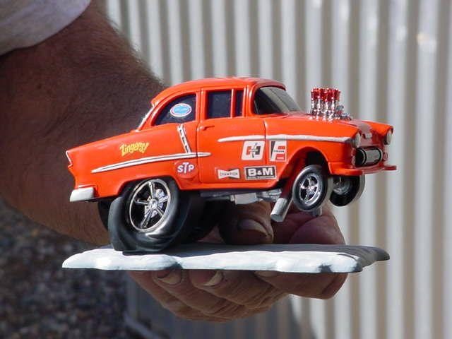 1955 chevy polar lights | Jeffrey Lewis Knapp | all galleries >> Arizona Custom Car Shows >> Bee ...