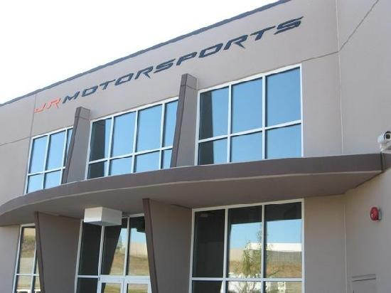 JR Motorsports Mooresville, NC #AlamoHappyPlace