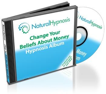 Get positive beliefs about Money using Hypnosis
