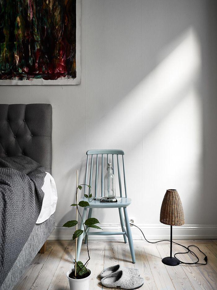 Шведская квартира как произведение современного искусства, 59 м² – Красивые квартиры