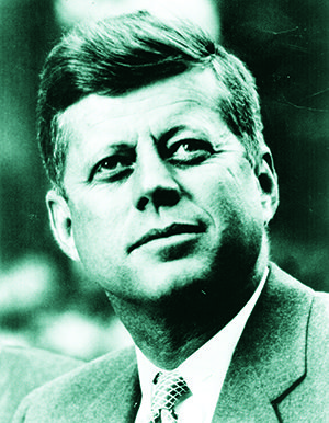 John Fitzgerald Kennedy was a fervent believer in containing communism. In his first speech on becoming president, Kennedy made it clear that he would continue the policy of the former President, Dwight Eisenhower, and support the government of Diem in South Vietnam. Kennedy also made it plain that he supported the 'Domino Theory' and he …