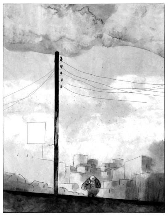 'Blast', Manu Larcenet