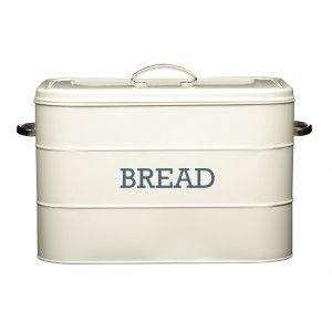 Chlebak Retro - kremowy