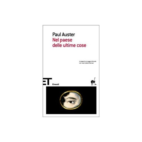 Nel paese delle ultime cose. Paul Auster.