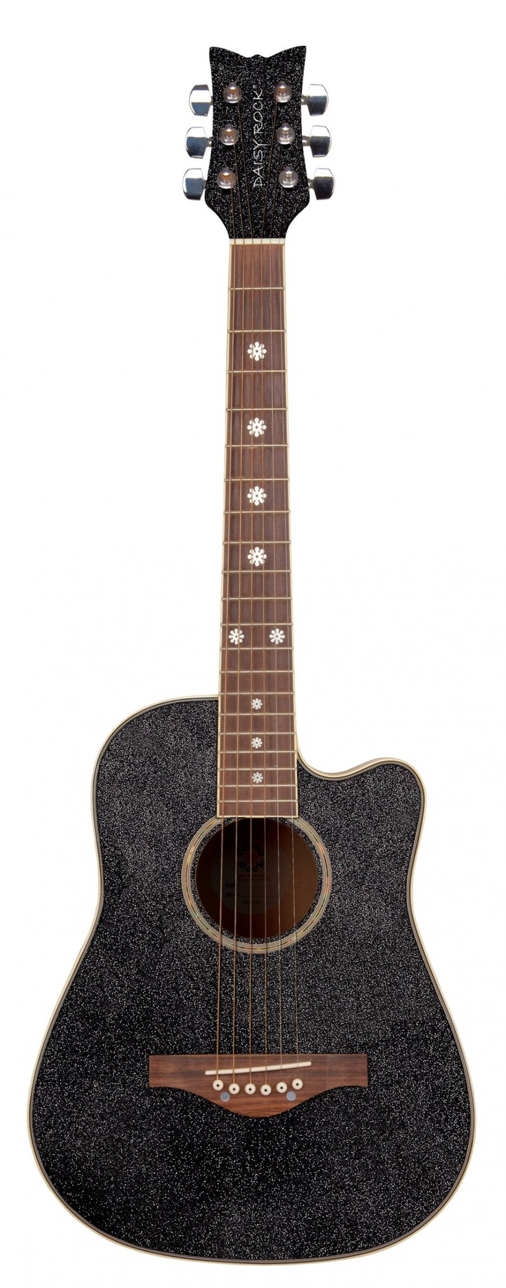 Wildwood Acoustic Short Scale | Daisy Rock Guitars the Girl Guitar Company