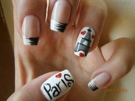paris nail art - Google Search
