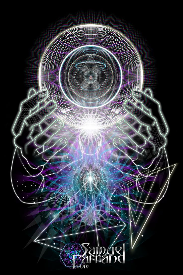 ༺ Unveiling the Source ༻ by Samuel Farrand